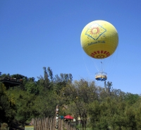 SD Zoo Safari - Balloon Safari