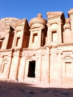 Jordan - Petra - The Monistary