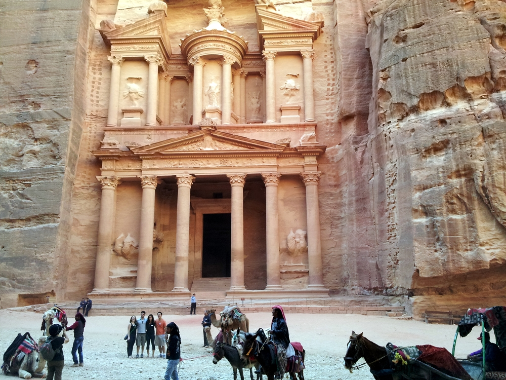 Petra Jordan The Lost City