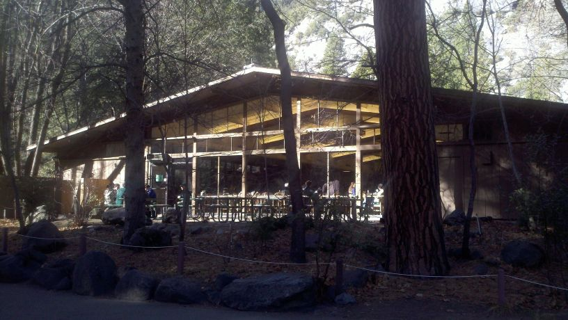 Where to stay at yosemite for Cabins in yosemite valley