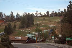 Big Bear Lake - Alpine Slide - by Miss Shari