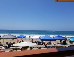 OC Dining - Beach Comber - Crystal Cove - View