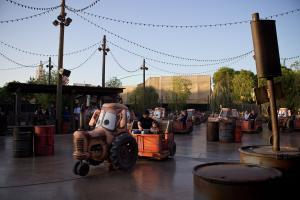 Disney California Adventure - Maters Junkyard Jamboree - by HarshLight - Wikipedia