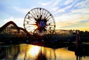 Disney California Adventure - Pixar Pal-A-Round