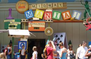 Disney California Adventure - Toy Story Midway Mania - by McDoobAU93 - Wikipedia