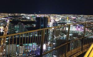 Las Vegas dining - Buffet - view from Stratosphere Top of the World