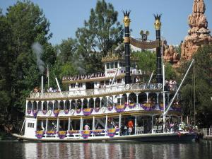 Disneyland - Mark Twain Riverboat - by Jonny boyca - Wikipedia