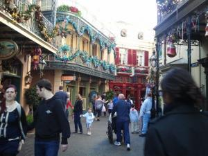 Disneyland - New Orleans Square - by damph - Flickr