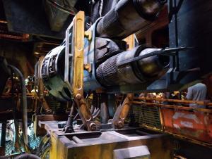 Disneyland - Star Wars Galaxy's Edge - Shipyard