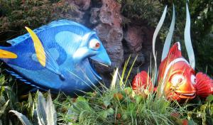 Disney World - Epcot - Future World - The Sea - Dory - Pexles by Magda Ehlers