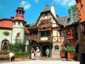 Disney World - Epcot - World Showcase - Germany