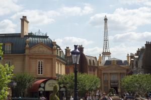 Disney World - Epcot - World Showcase - France