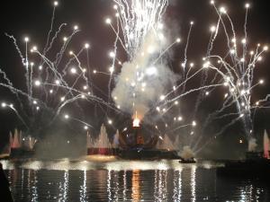 Disney World Epcot IllumiNations - Wikipedia by Katie Rommel-Esham