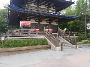 Disney World - Epcot - World Showcase - Japan