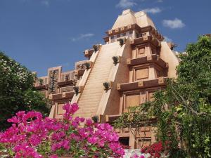 Disney World - Epcot - World Showcase - Mexico