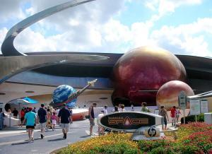 Disney World - Epcot - Future World - Mission Space - Wikimedia by UpstateNYer