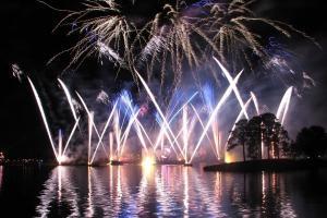 Disney World - Epcot - Reflections of Earth - Wikipedia by Benjamin D Esham