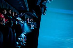 Disney World - Epcot - Future World - Soarin around the world