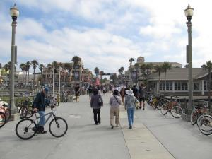 Huntington Beach - Biking - By Ken Lund - Flickr
