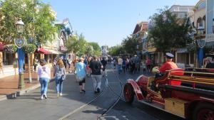 Disneyland - main street