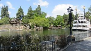 Disneyland - Rivers of America