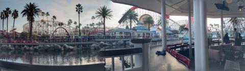 Disney California Adventure - Pixar Pier