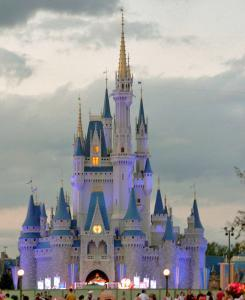 Disney World - Sleeping Beauty Castle - from Wikipedia