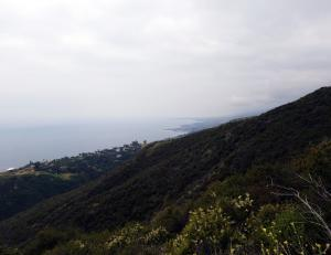 Tuna Canyon Park - Hike - Malibu View