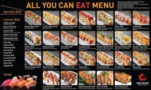 OC Dining - Ozen Sushi