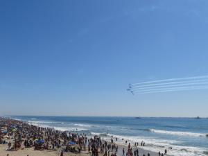 Huntington Beach - Great Pacific Air Show