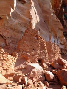 Sedona - Palatki Heritage Site - Cliff Dwelling