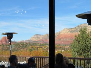 Sedona Dining - The Hudson