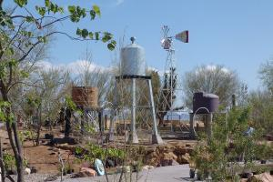 Las Vegas Springs Preserve - Water Tower - from Wikipedia
