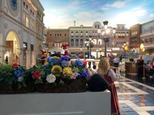 Las Vegas dining - Mercato Della Pescheria - Venetian
