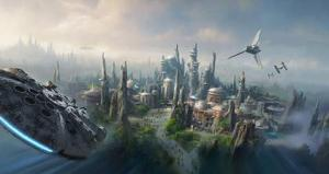 Starwars land concept - from Wikipedia