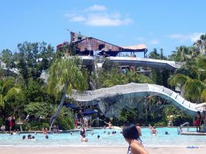 Disney World - Epcot - Typhoon Lagoon - Crush n Gusher - Wikipedia by JZ85