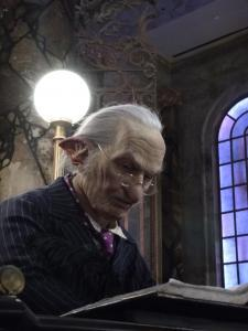 Universal Studios - Escape from Gringotts - Wikipedia by Eliedion