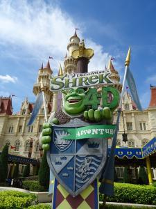 Universal Studios Orlando - Shrek4D - Wikimedia by Freddo