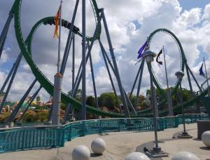 Universal Islands of adventure Incredible Hulk
