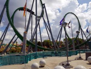 Universal Islands of adventure - Incredible Hulk
