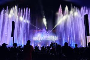 Universal Studios - Cinematic Celebration - from Universal press relations