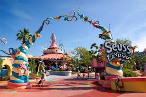 Universal Seuss Landing - wikipedia by David Bjorgen
