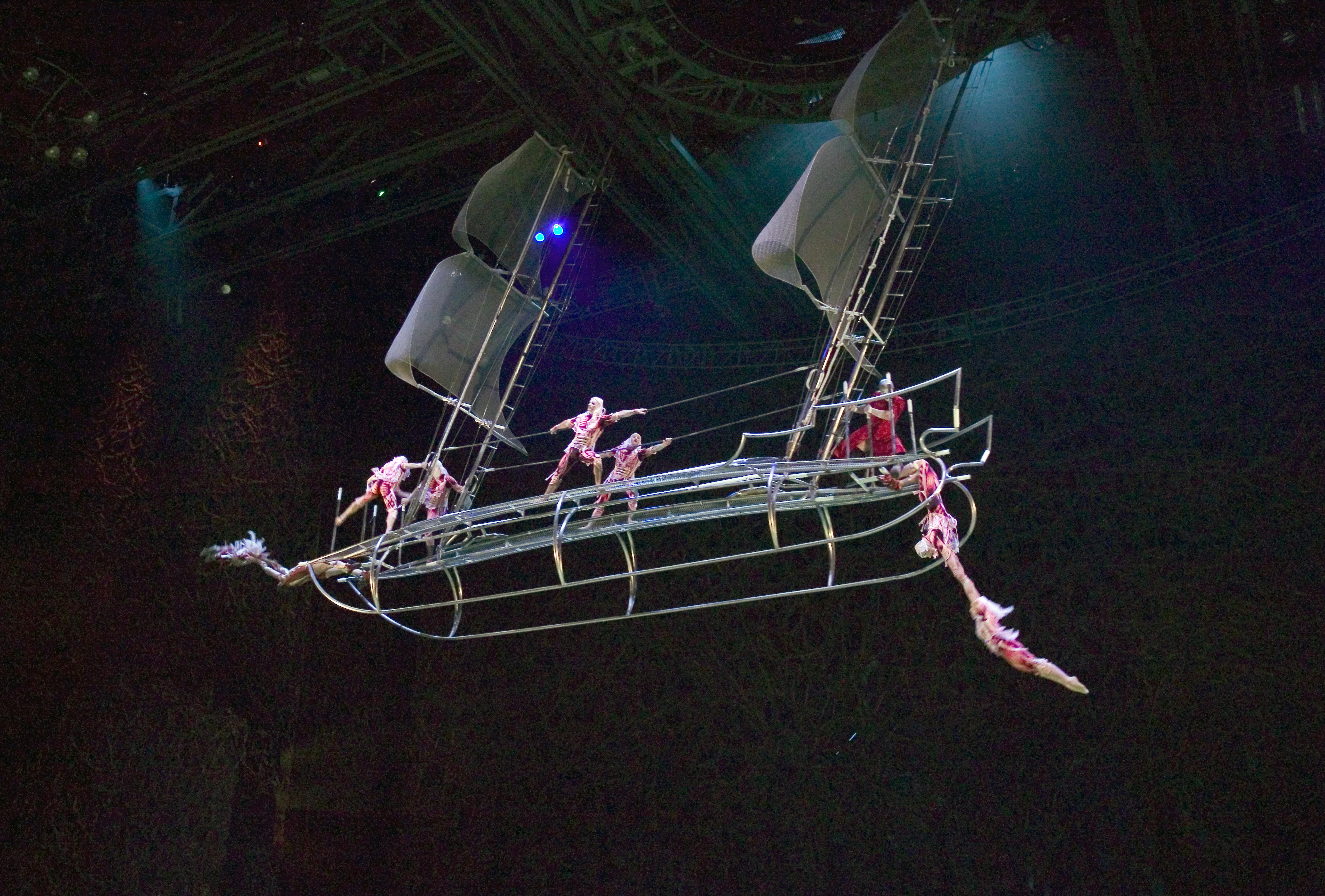 Bellagio O Show >> O A Cirque Du Soleil Show I Wish You Were Here