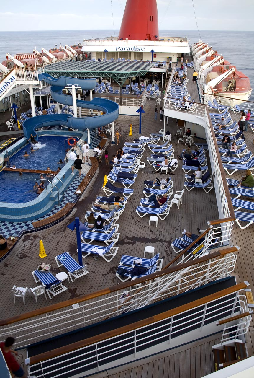 Baja Cruise With Carnival