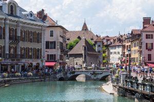 Annecy France by Dmitry A Mottl Wikipedia
