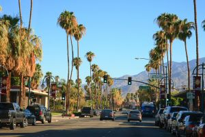Palm Springs Downtown - from Wikipedia