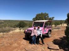 Sedona - Pink Jeep Tour
