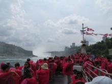 Niagara Falls Canada - Hornblower Cruise