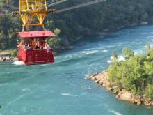 Niagara Falls Canada - Whirlpool Aero Car