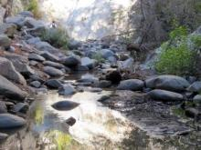 Switzer Falls California - Arroyo Seco Stream